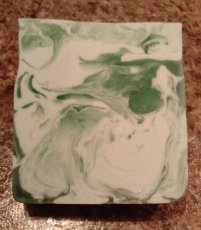 Crisp Mountain Air Handmade Glycerin Soap