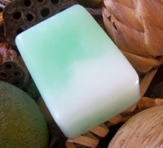 Bamboo & White Grapefruit Handmade Glycerin Soap - BEST SELLER