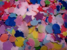 Monkey Farts Bath Tub Confetti