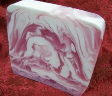Black Raspberry & Vanilla Handmade Glycerin Soap - BEST SELLER
