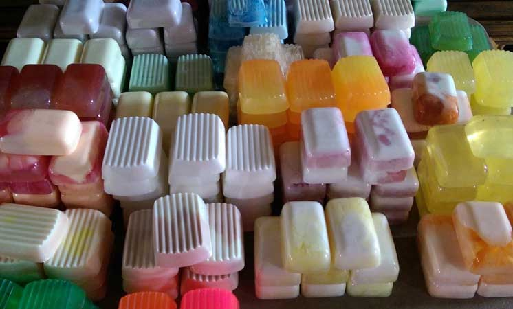 Bar Soap Lot